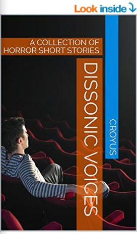 Horror short story collection